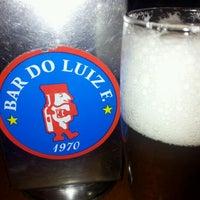 Foto tirada no(a) Bar do Luiz Fernandes por Ronaldo R. em 1/4/2013