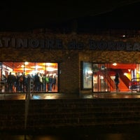 Photo taken at Patinoire Meriadeck by Julien R. on 2/14/2013