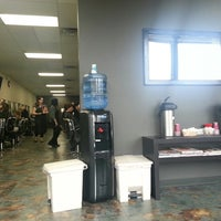 Photo taken at EvCC School of Cosmetology by Michael C. on 4/18/2013