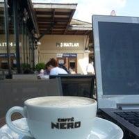 7/20/2013 tarihinde Mustafa Korhan G.ziyaretçi tarafından Caffè Nero'de çekilen fotoğraf