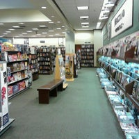 Photo taken at Barnes & Noble by HorrorArtist M. on 4/25/2013