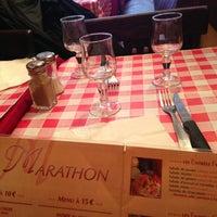 Foto tomada en Le Marathon por Tany T. el 8/18/2013
