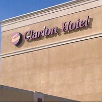 Photo taken at Clarion Hotel by Head B. on 11/11/2012