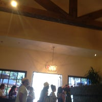 Photo taken at Bluefire Grill by Kerry on 9/15/2013