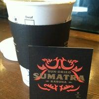Photo taken at Starbucks by Edmond C. on 9/21/2012