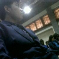Photo taken at Fakultas Sastra by Za M. on 6/13/2013