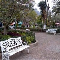 Photo taken at Parque de Patate by Cesar E. on 9/23/2012