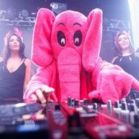 Photo taken at Pink Elephant by Felipe V. on 10/24/2015