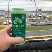 Photo taken at Charlotte Motor Speedway by Scott K. on 10/8/2017