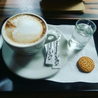 Photo taken at Szifon Espresso & Bar by Dorina M. on 5/5/2016