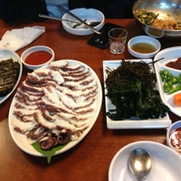 12/21/2012에 Jieun K.님이 돌곰네에서 찍은 사진
