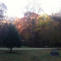 Photo taken at Shaffner Park by Jessica H. on 11/2/2013