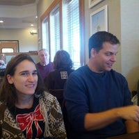 Photo taken at Bob Evans Restaurant by Wes R. on 11/24/2013