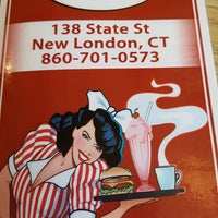 Photo taken at Monica's State St. Diner by Rona G. on 8/20/2017