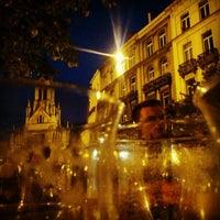 Photo prise au Café Maison du Peuple par Michaël U. le9/15/2012