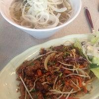 Photo taken at Pasta & Salad (Yeboon's BoxO'5) by Juyeon P. on 7/25/2013