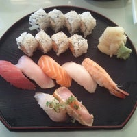 Photo taken at Sushi by H by Victor Y. on 11/25/2012