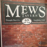 Photo taken at Mews Tavern by Dusk D. on 10/7/2012