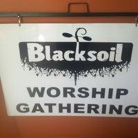 Photo taken at Blacksoil by Betsy L. on 5/16/2013