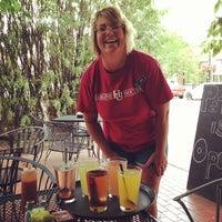 Photo taken at Cateye Cafe by Jesse B. on 8/9/2013