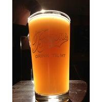 Photo taken at Bozeman Brewing Company by Jesse B. on 7/4/2013
