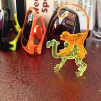 Photo taken at Cateye Cafe by Jesse B. on 3/2/2014