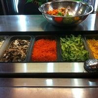 Photo taken at City Salads by Jorge V. on 1/5/2013