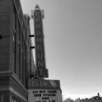 Photo taken at Historic Paramount Theatre by Charles T. on 9/28/2017