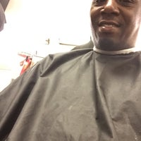 Photo taken at Mason's Barbershop by Charles T. on 4/30/2016