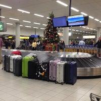 Photo taken at Baggage Belts by Anke v. on 11/30/2013