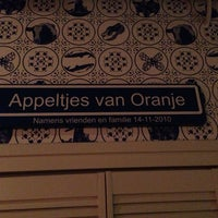 Photo taken at Appeltjes van Oranje by Anke v. on 2/15/2014