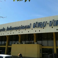 Photo taken at Viru Viru International Airport (VVI) by Franklin R. on 5/24/2013