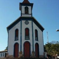 Photo taken at Igreja do Rosário by Franklin R. on 6/12/2015
