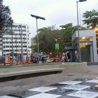 Photo taken at Integração Metrô-Vila Isabel by Franklin R. on 9/16/2016