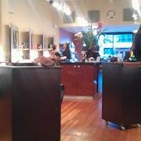 Photo taken at Maison Salon by Deb on 3/9/2013
