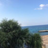 10/24/2017 tarihinde Cagatay M.ziyaretçi tarafından Ada Beach Hotel'de çekilen fotoğraf