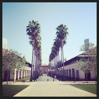 Photo taken at Stanford Technology Ventures Program by Alessia B. on 9/10/2013