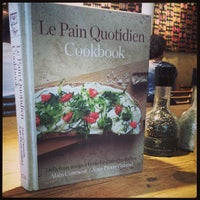 Photo taken at Le Pain Quotidien by Kelly S. on 7/28/2013