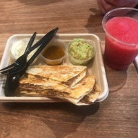 Photo taken at Mad Mex by Mary H. on 7/20/2018
