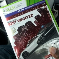Photo taken at GameStop by Kcrzaye on 10/30/2012