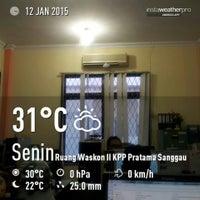 Photo taken at Ruang Waskon II KPP Pratama Sanggau by Said S. on 1/12/2015