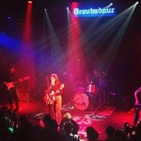 Photo taken at The Troubadour by Kathleen E. on 6/7/2013