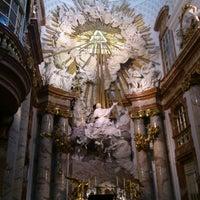 3/29/2013 tarihinde Timtim N.ziyaretçi tarafından Karlskirche'de çekilen fotoğraf