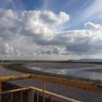 Photo taken at Ballyloughaun Beach by CityTaxis G. on 10/13/2014