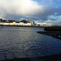 Photo taken at Claddagh Quay by CityTaxis G. on 1/18/2013