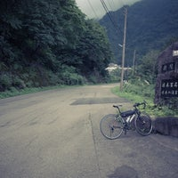 Photo taken at 燕温泉 by ナイ on 8/21/2017