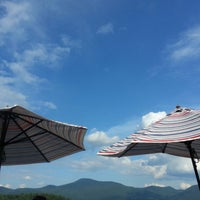Photo taken at Stone Manor on Lake George by Judy R. on 8/17/2013