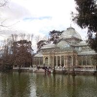 Foto tomada en Parque del Retiro por Ana G. el 4/3/2013
