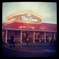 Photo taken at Bob Evans Restaurant by Amanda O. on 4/13/2013