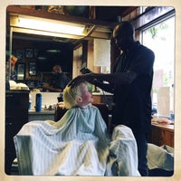 Photo taken at Church Street Barber Shop by Johnny B. on 8/20/2016
